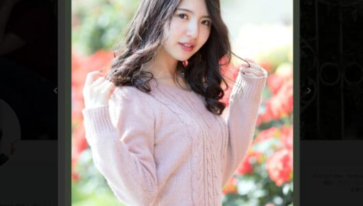 「正直娘にしたい」 世間のお父さんをメロメロにする超清純派の現役女子大生・松田有紗