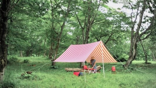 ストイックなキャンピングはノーサンキュー! 無理しない「女子キャンプ」の準備と楽しみ方