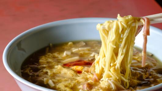 【街中華の名店】東京屈指の酸辣湯麺は代々木駅前の「山水楼」にあり! ってマジで駅前じゃん
