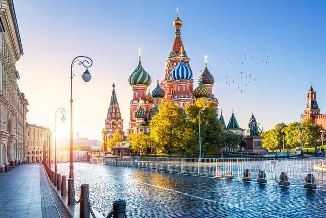 ライフスタイル:ロシアに興味が...
