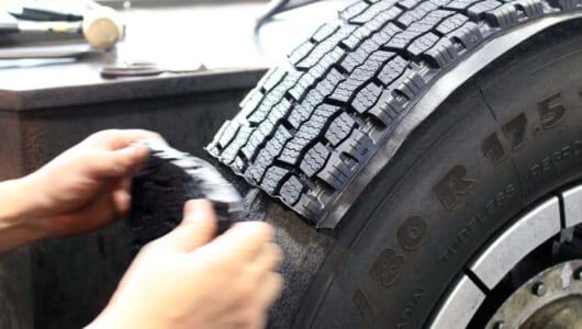 日本で生み出される廃タイヤは年間1億本近く――「リトレッドタイヤ」が解決する?