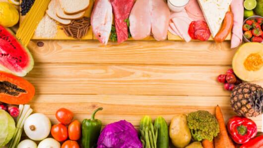 アラフォーでも確実にやせる!野菜・果物・たんぱく質の「黄金バランス」食べ方ガイド