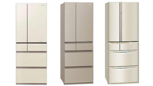 パナソニックの冷蔵庫、値段が違うと何が違う? 価格帯別3モデル、家電のプロが徹底比較!