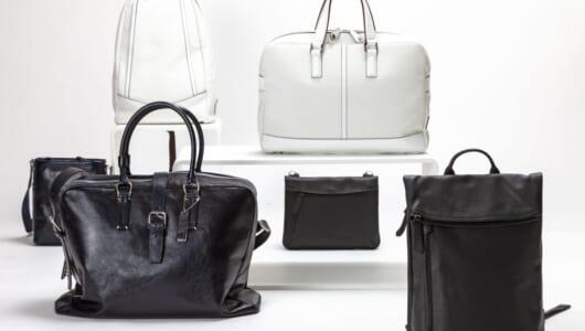 鞄の聖地「豊岡」で生まれた職人バッグが東京駅前で買える!
