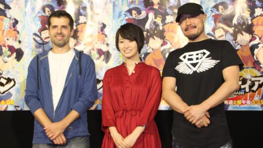 花守ゆみりが新アニメ『ラディアン』に主演!仏の人気漫画を日本でアニメ化