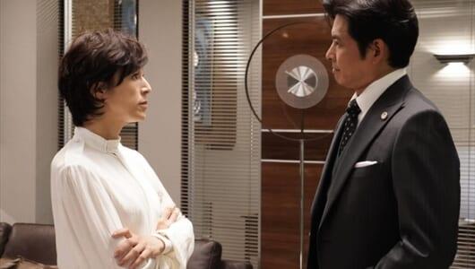 織田裕二&鈴木保奈美、27年ぶり共演も息ぴったり『SUITS/スーツ』