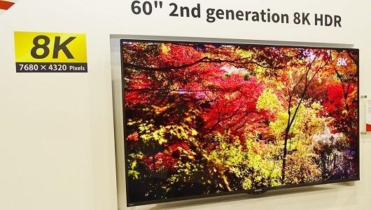8K・有機EL・AI化――これからのテレビの進化を占う「IFA2018」レポート