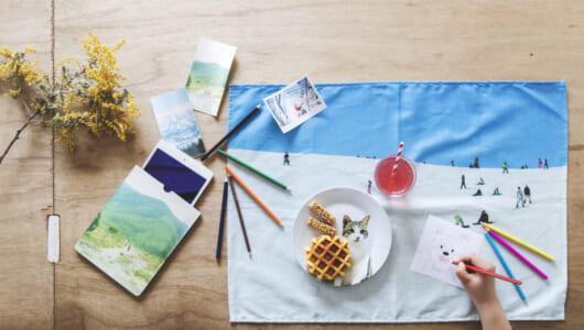 水着やカーテン、スーツケースも! 好きな写真や子どもの絵で作れる「写真ギフト」がエモい