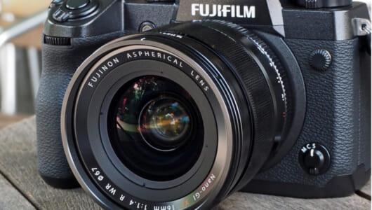"""寄れる""""大口径広角レンズ""""はやはり良い!! 富士フイルム「XF 16mm F1.4 R WR」で実感"""