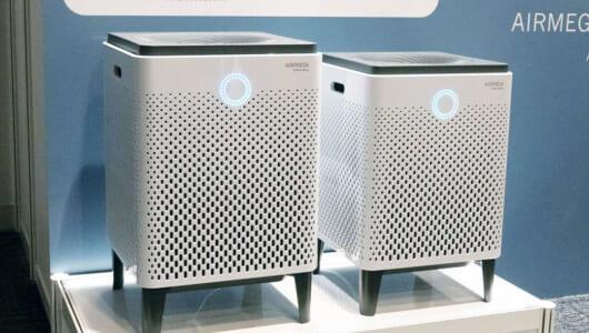空気清浄機は「季節家電」じゃないぜ! 韓国No.1ブランド「AIRMEGA」初上陸で日本に提言