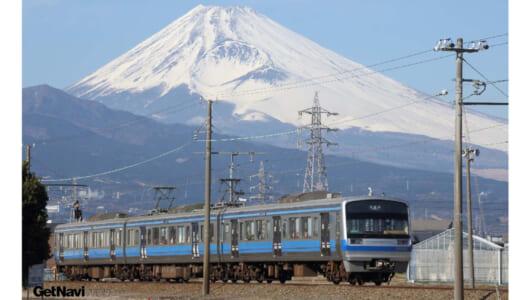 【おもしろローカル線の旅】美景とのどかさに癒される「伊豆箱根鉄道」