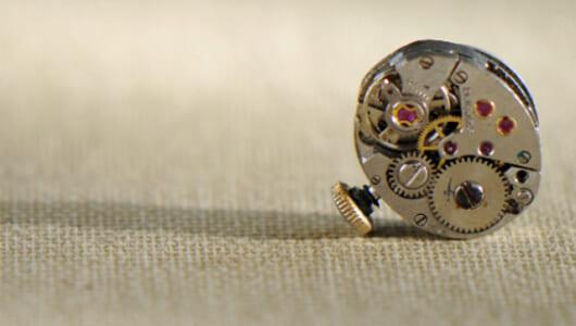 これは一生モノ! 「もったいない精神」が息づく腕時計がまもなく誕生
