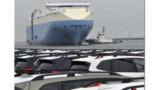 クルマはどうやって海を渡るのか? 「自動車専用貨物船」のひみつ