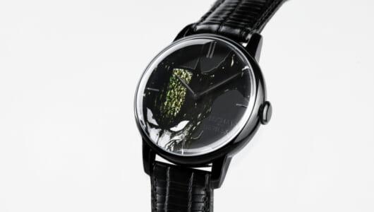 """【デビルマン×ロックマン】イタリアの風を受けたダークヒーローの腕時計が""""悪魔的""""過ぎ!"""