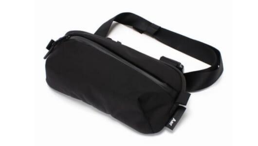 いろんなコーデに馴染みます。「黒のウエストバッグ」をチェックするべし!