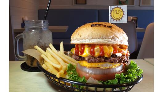 海とサーフィンとハンバーガーと。大磯「BESNUG」はハワイの風が吹く「ハンバーガーショップ」だ!