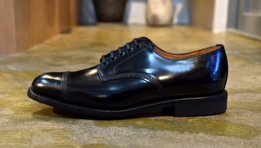 大人なら一足は持っておきたいですね。「とびっきり上質な革靴」を