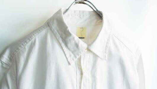 今季も漏れなくチェック!大人の永遠の定番「白シャツ」