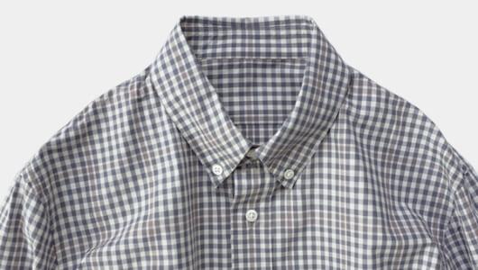 一枚で洒落た雰囲気を演出。プロお墨付きのシャツをチェック。
