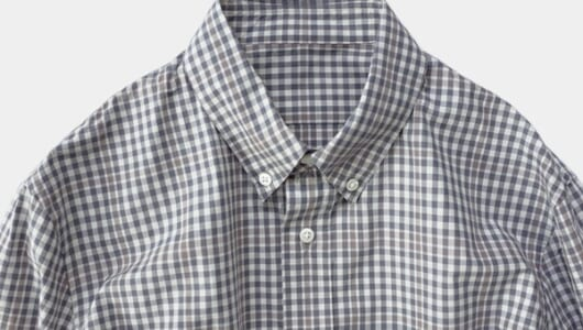 イモっぽいとサヨナラできる「大人のチェックシャツ」3選