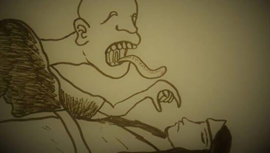 【ムー怪談】広島県宮島市の怪異――二度来る僧侶