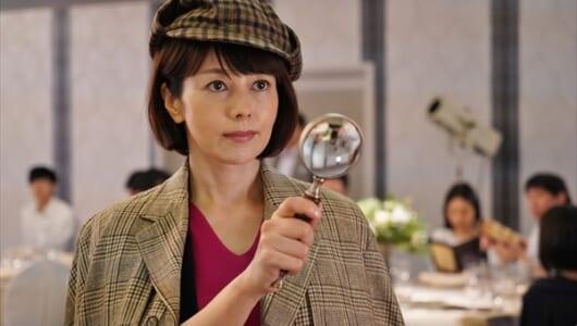 沢口靖子、名探偵になる!?『科捜研の女スペシャル』でシャーロック・ホームズ風に変身