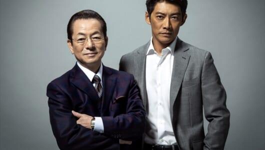 水谷豊&反町隆史、『相棒』スタート直前に公式アカウントのライブ配信に生登場