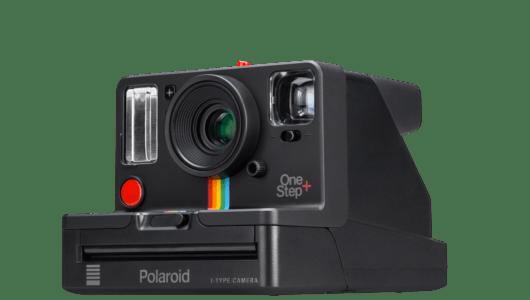 """帰ってきたポラロイドが新作カメラを発表 """"遊び""""カメラの最高峰~OneStep+~"""
