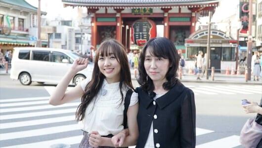 SKE48・須田亜香里がお母さんと東京旅!話題の1st写真集に隠された思いとは…