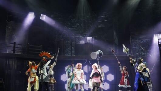 けやき坂46出演舞台「マギアレコード 魔法少女まどか☆マギカ外伝」BD&DVD化決定