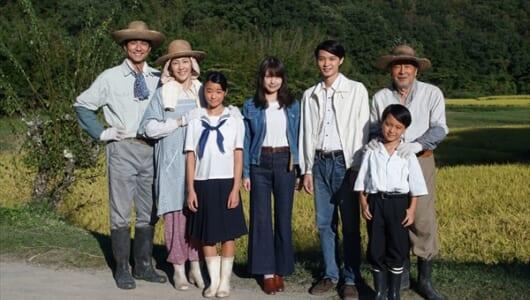 有村架純主演の朝ドラ『ひよっこ』続編が来年3月放送決定