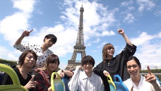 ミュージカル「刀剣乱舞」パリ公演に密着!『シブヤノオト』特番10・27放送