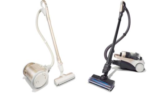 もっと注目してあげて! 「コードレスキャニスター掃除機」2大新モデルの「着実な進化」をチェック