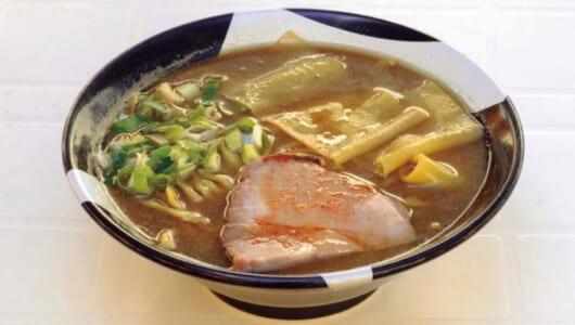 「凪」のド級濃厚な煮干しスープに思う——ラーメンをおいしく食べるには健康であれ!