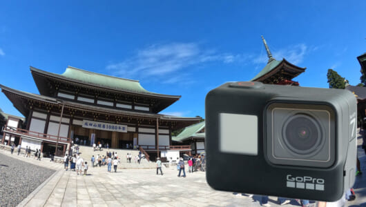 """アクションカメラに""""質""""をもたらした進化に驚愕! 「GoPro HERO7 Black」が手にした新機能の数々をレビュー"""