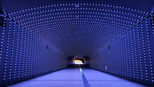 関東最大級のイルミネーションを「VR」で撮ってきた! 大井競馬場「東京メガイルミ」のイルミスポット集【VR機器なしでも見れる】