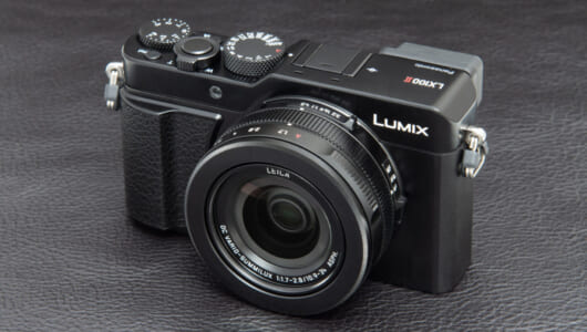 パナソニックの高級コンデジ「LUMIX LX100Ⅱ」発売直前濃厚レビュー!