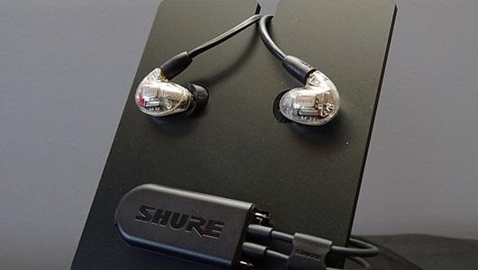 ケタ外れの力強いサウンド!シュアが最新Bluetoothリケーブル「RMCE-BT2」をレビュー