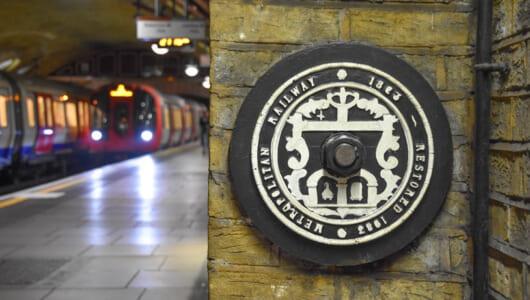 普通の観光ガイドじゃ満足できない! 「ロンドン地下鉄」の一風変わった楽しみ方