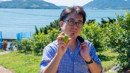「究極のレモンサワー」に使うなら、コレ以外ありえない! 瀬戸内の「レモン島」で「皮が違う」絶品レモンに遭遇