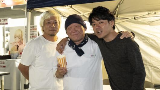 【11/4まで】「東京ラーメンショー」3つの魅力を、毎年参加のサニーデイ・サービス田中 貴が語る