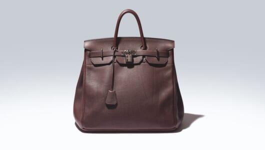 【男の格上げ逸品バッグ】エルメスが初めて作ったバッグ「オータクロア」との運命的出会い。