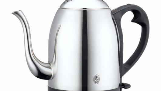 毎朝の一杯が楽しみになる! 本格コーヒーを楽しみたい人におすすめの「こだわり電気ケトル」5選