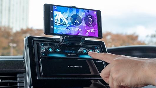 ITライターが唸った! カロッツェリア スマートフォンリンク「MVH-7500SC」は、車内でスマホを最大活用するガジェットだ!
