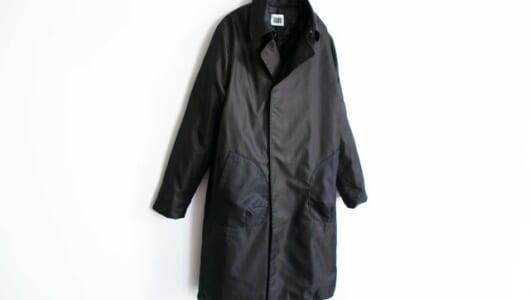 これから着たい「黒のコート」。ショップスタッフのオススメは?