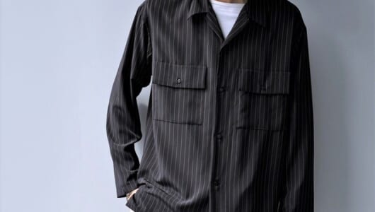 メインでもインナーでも大活躍。プロ推薦の「大人の品格漂うシャツ」はこの3枚