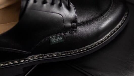 オフの日にはこの一足。ショップ店員が選ぶ、「疲れにくい革靴」7選