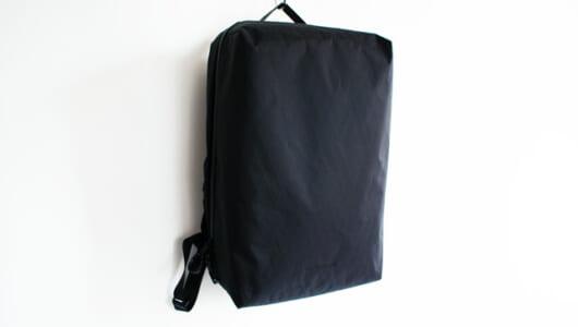 やっぱり、黒が鉄板。とにかく使い勝手の良い「黒バックパック」が集まりました