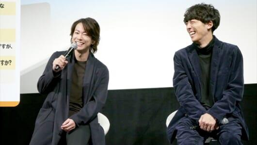 佐藤健&高橋一生、互いの好きなところを告白「横で見ていて、いいなあって」