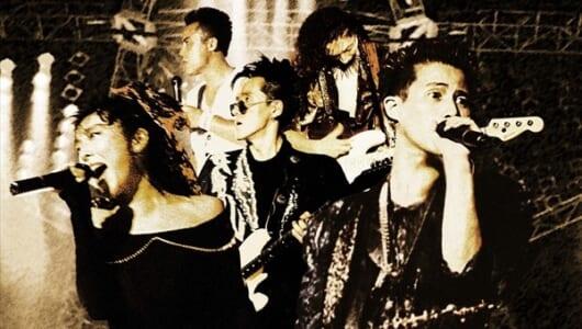 『BARBEE BOYS IN TOKYO DOME 1988.08.22』から「女ぎつねon the Run」60秒スポット解禁